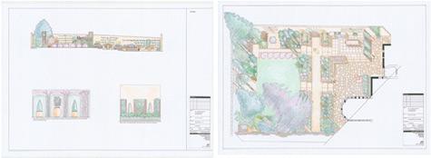 Garden Design - design and planting plans