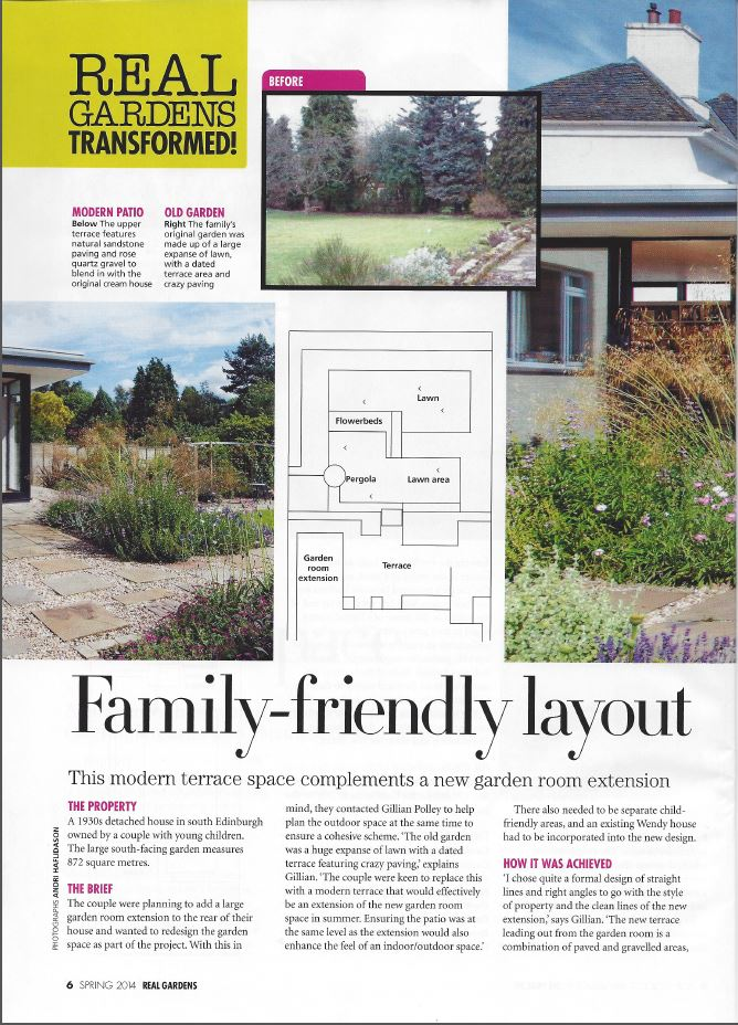 Real Homes – May 2014
